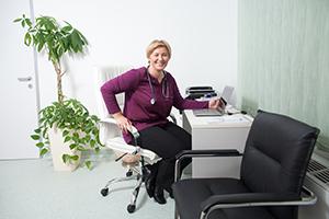 Prim.dr.sc. Marija Kudumija Slijepčević, dr.med.